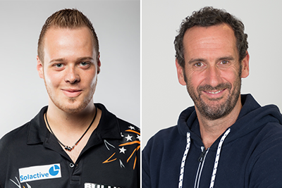 Deutsche Darts-Stars in Saarlouis